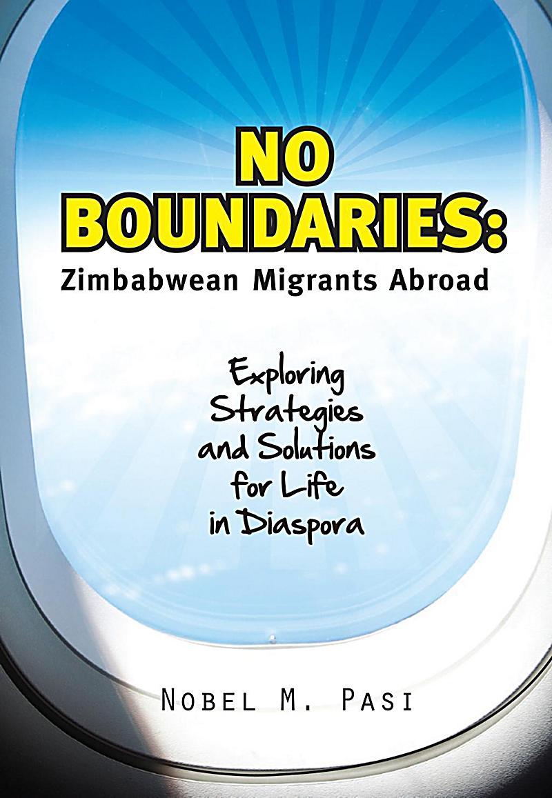 Vivid Publishing: No Boundaries: Zimbabweans Abroad
