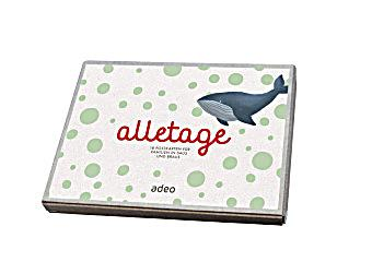 Image of alletage - Postkartenbox