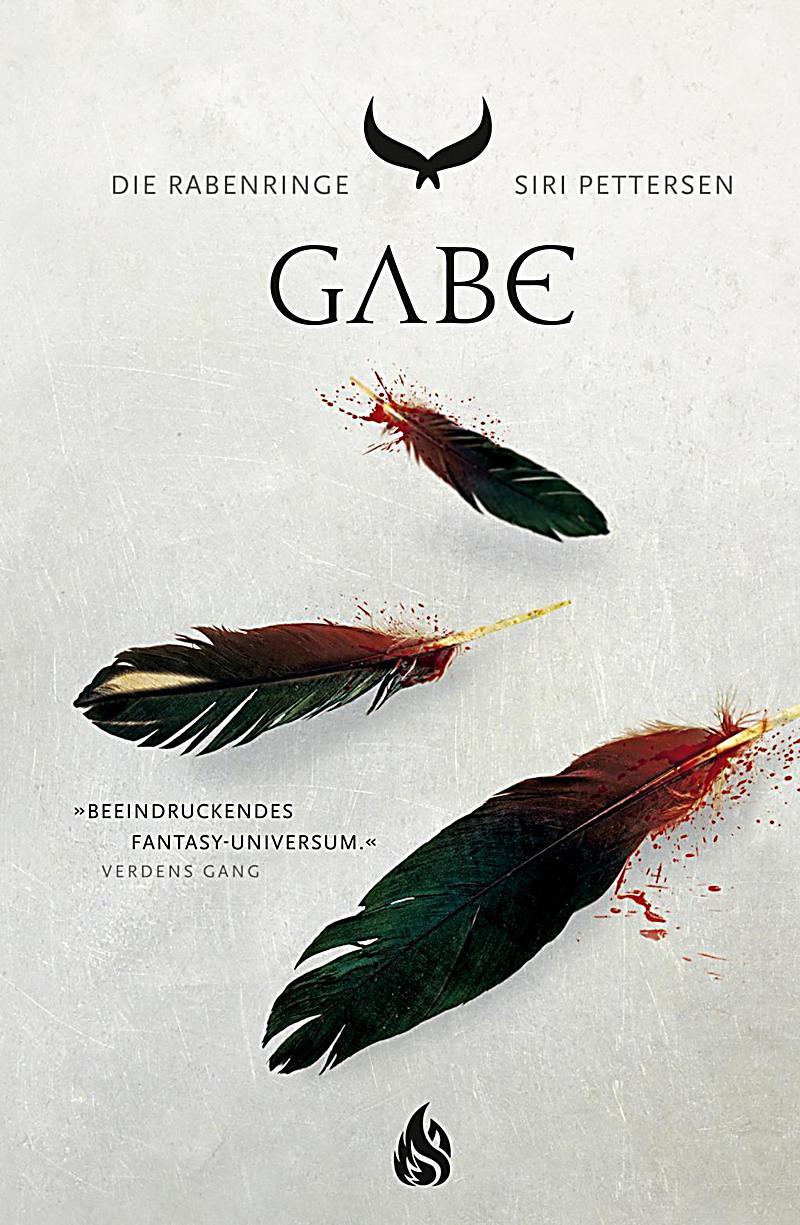 Image of Die Rabenringe - Gabe
