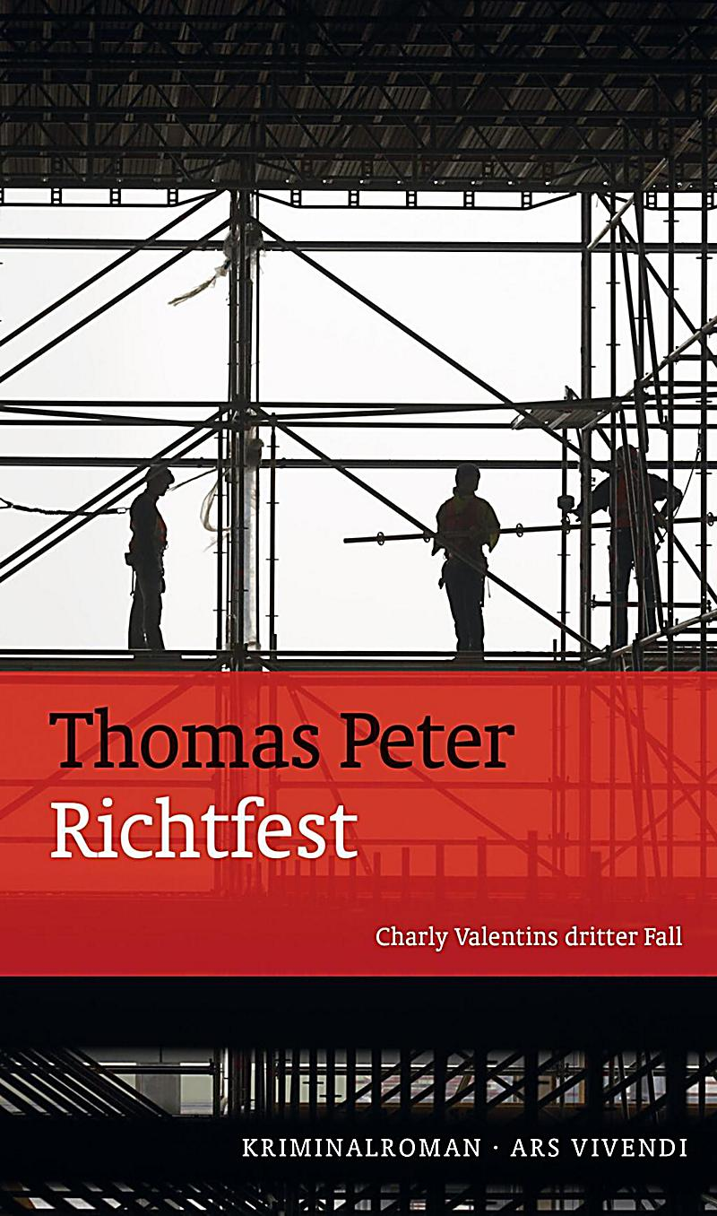 Image of Charly Valentin: Richtfest (eBook)