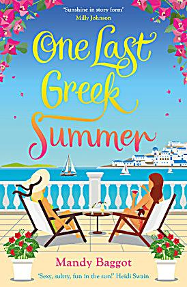 Image of One Last Greek Summer
