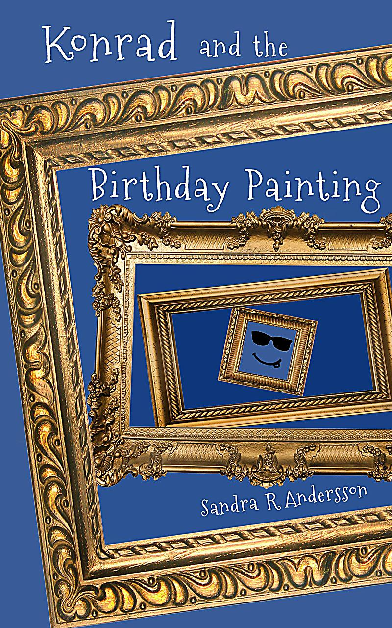 Konrad and the Birthday Painting (Artworld)