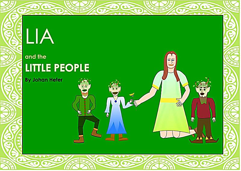 Lia and the Little People (Reading Tales)