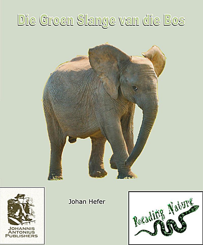 Die Groen Slange van die Bos (Reading Nature)