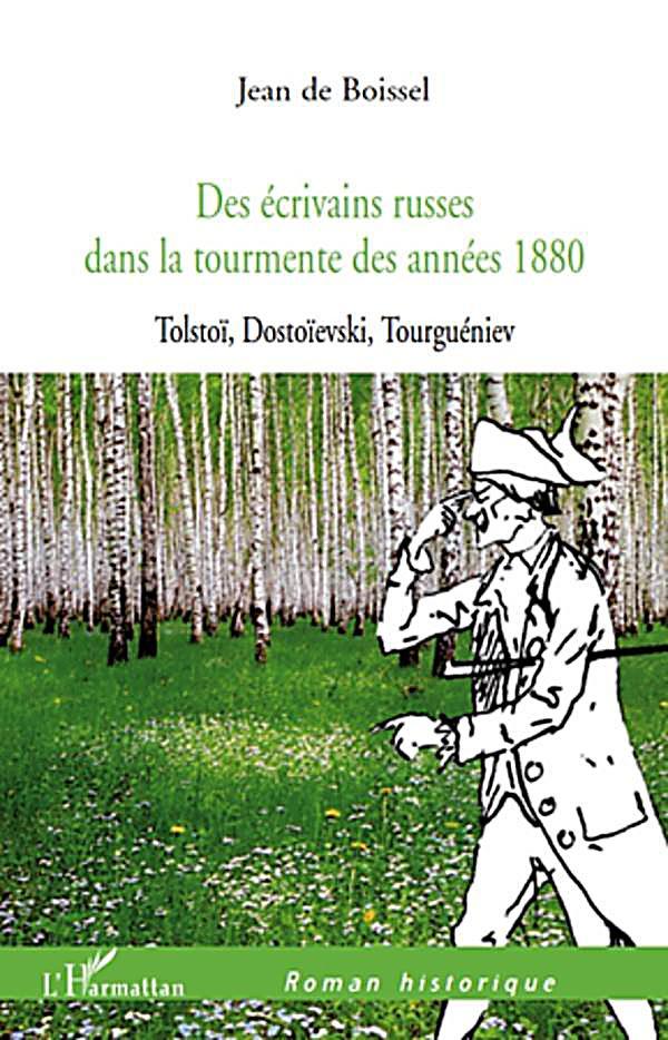 Des ecrivains russes dans la tourmente des annees 1880