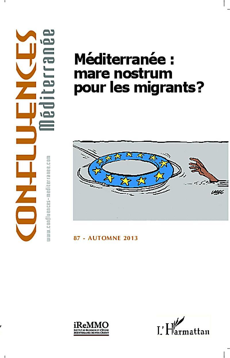 Mediterranee : mare nostrum pour les migrants
