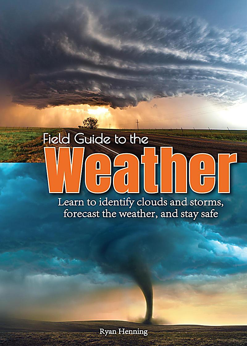 Image of Adventure Publications: Field Guide to the Weather