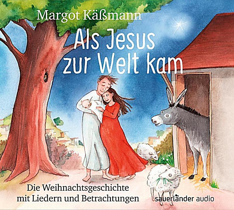 Image of Als Jesus zur Welt kam, 1 Audio-CD