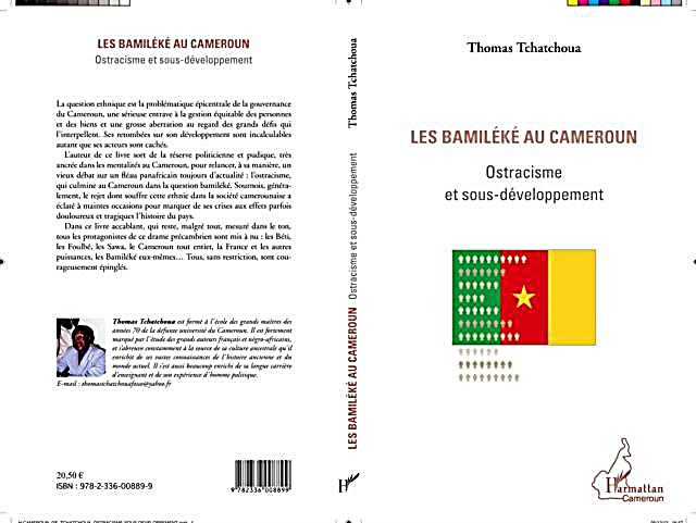 LES BAMILEKE AU CAMEROUN - Ostacisme et sous-developpement