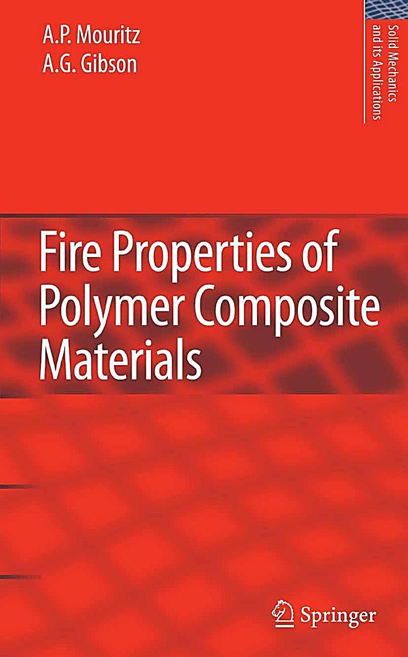 Fire Properties of Polymer Composite Materials