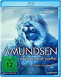 Image of Amundsen Blu Ray