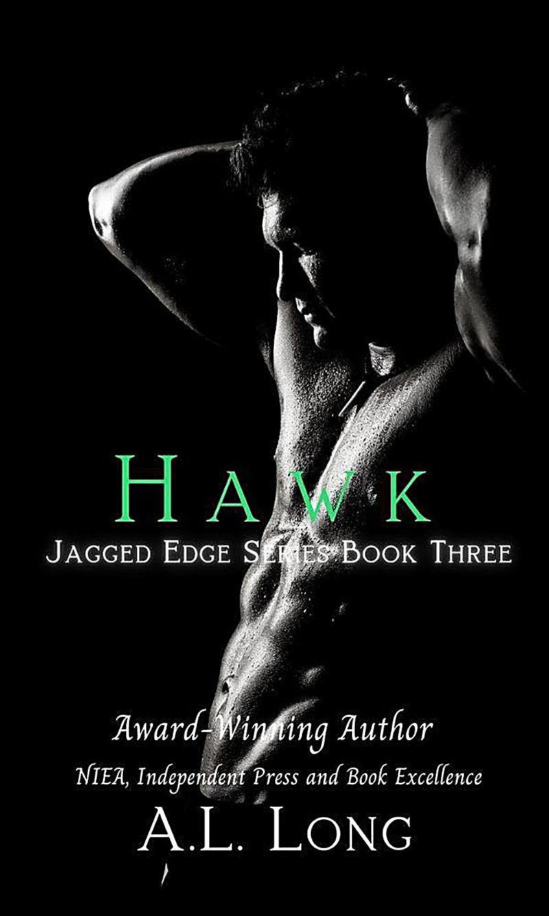 Image of Hawk: Jagged Edge Series #3
