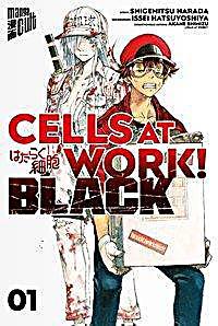 Image of Cells at Work! BLACK