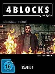 Image of 4 Blocks - Die komplette dritte Staffel