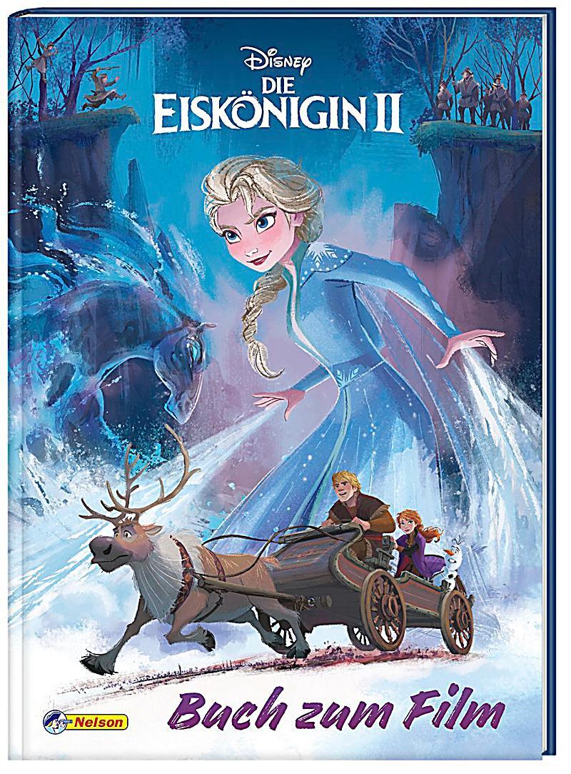 Disney Die Eisk?nigin II - Das Buch zum Film