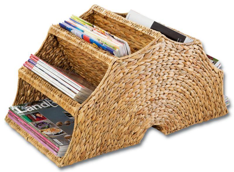 Zeitschriftenständer zeitschriftenständer ausführung natur bestellen weltbild ch