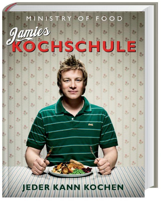 Kochschule buch  Jamies Kochschule Buch von Jamie Oliver portofrei bei Weltbild.de
