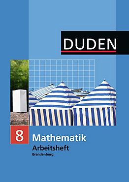 Duden Mathematik, Ausgabe Oberschule Brandenburg: 8. Klasse ...