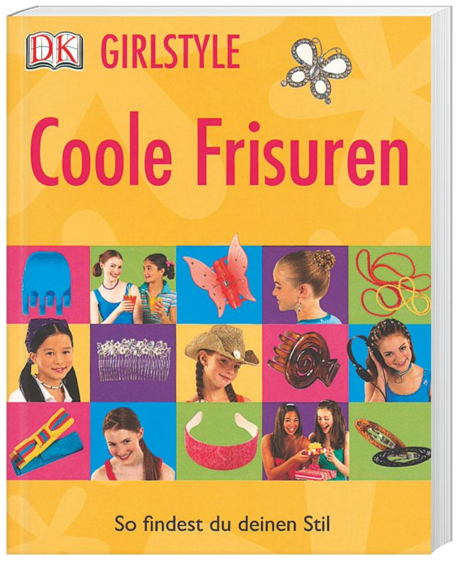 Coole frisuren girl style