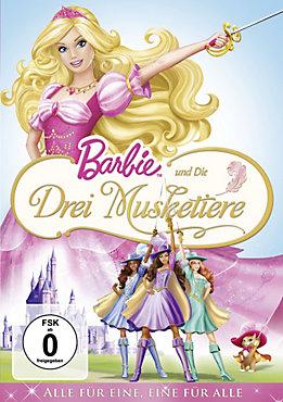 Barbie und die Drei Musketiere DVD bei Weltbildde bestellen