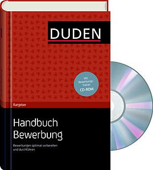 Duden-Ratgeber - Handbuch Bewerbung, inklusive CD-ROM Buch kaufen