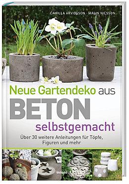 Neue Garten-Deko aus Beton selbstgemacht Weltbild-Ausgabe portofrei