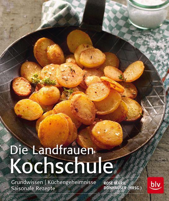 Kochschule buch  Die Landfrauen Kochschule Buch portofrei bei Weltbild.de