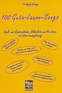 100 gute laune songs buch von frithjof krepp portofrei bestellen. Black Bedroom Furniture Sets. Home Design Ideas