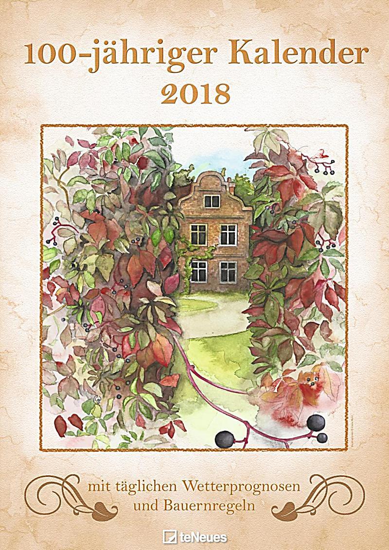 100 j hriger kalender 2018 kalender bei bestellen. Black Bedroom Furniture Sets. Home Design Ideas