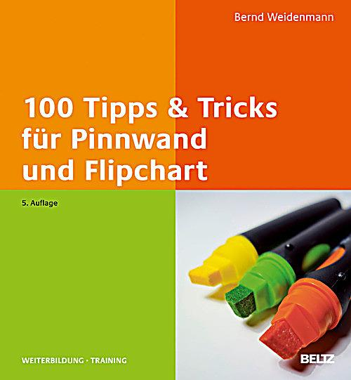 100 tipps tricks f r pinnwand und flipchart ebook. Black Bedroom Furniture Sets. Home Design Ideas