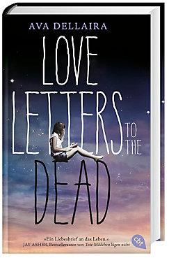 Love Letters to the Dead deutsche Ausgabe Buch portofrei