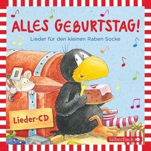 Alles Geburtstag! Lieder Für Den Kleinen Rabe Socke Lieder CD   Weltbild.de