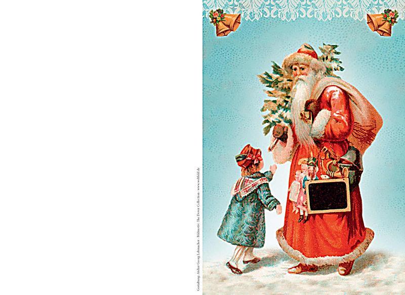 15 weihnachtskarten mit kuvert im set weltbild ausgabe - Weihnachtskarten mit musik ...