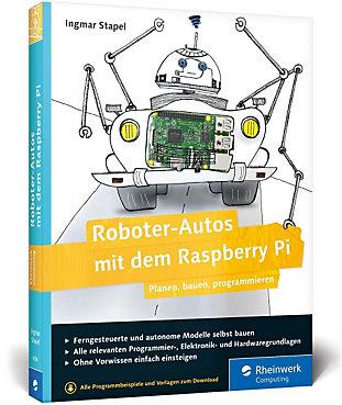 Roboter-Autos mit dem Raspberry Pi Buch bei Weltbild.de bestellen