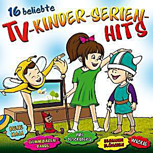 16 beliebte tv kinder serien h cd von die partykids. Black Bedroom Furniture Sets. Home Design Ideas
