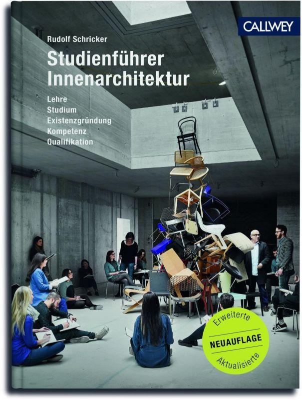 Innenarchitektur Buch studienführer innenarchitektur buch portofrei bei weltbild de