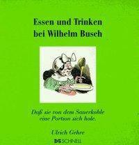 Wilhelm busch gedichte uber essen