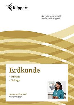 Erdkunde 7 8, Vulkane - Gebirge Buch portofrei bei Weltbild.de