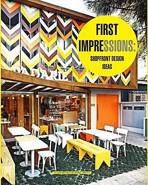 First Impressions: Shopfront Design Ideas Buch portofrei