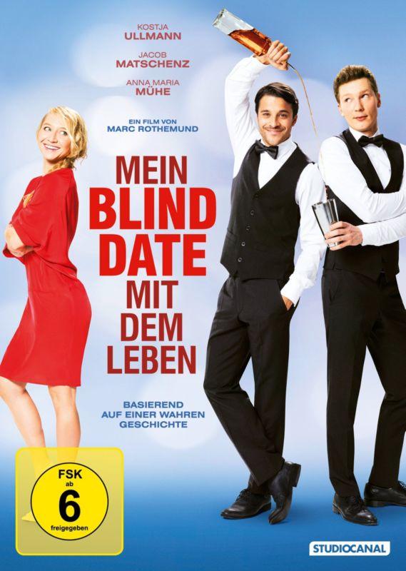 Mein Blind Date mit dem Leben Cover