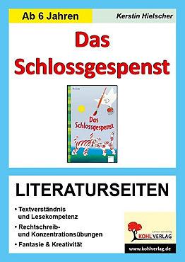 Mira Lobe \'Das Schlossgespenst\', Literaturseiten Buch - Weltbild.de