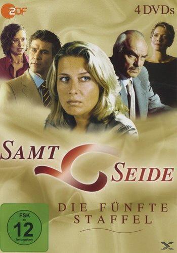 Samt Und Seide samt seide staffel 5 dvd jetzt bei weltbild ch bestellen