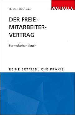 Der Freie-Mitarbeiter-Vertrag Buch portofrei bei Weltbild.ch