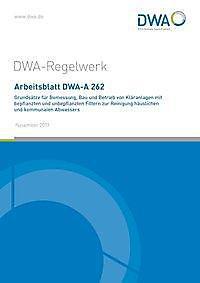 Arbeitsblatt DWA-A 262 Buch portofrei bei Weltbild.de bestellen