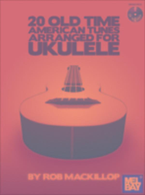 20 old time american tunes arranged for ukulele ebook for Old house tunes