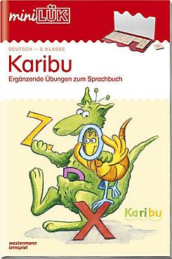 miniLÜK: Karibu 2: Ergänzende Übungen zum Sprachbuch Buch bestellen