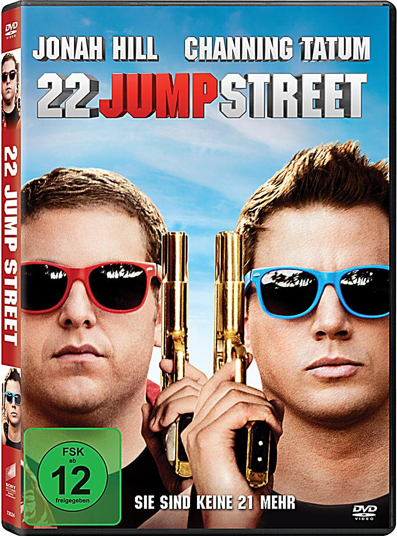 22 jump street dvd jetzt bei online bestellen. Black Bedroom Furniture Sets. Home Design Ideas