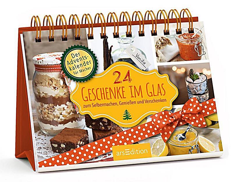 24 geschenke im glas jetzt bei bestellen for Geschenke weltbild
