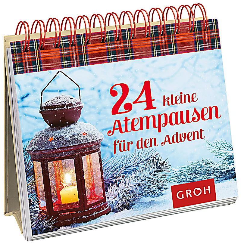 24 kleine atempausen f r den advent buch portofrei. Black Bedroom Furniture Sets. Home Design Ideas