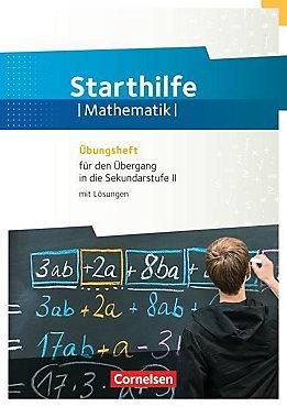Mathematik Gymnasiale Oberstufe, Starthilfe Buch portofrei